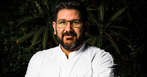 El chef Dani García.