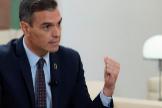 Pedro Sánchez o la política de tierra quemada