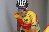 /// Para Deportes/// Alejandro lt;HIT gt;Valverde lt;/HIT gt;, con la selección española de ciclismo