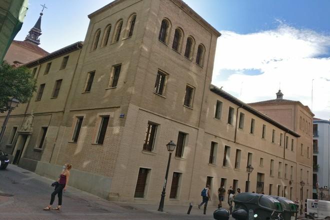 Convento de San Plácido.