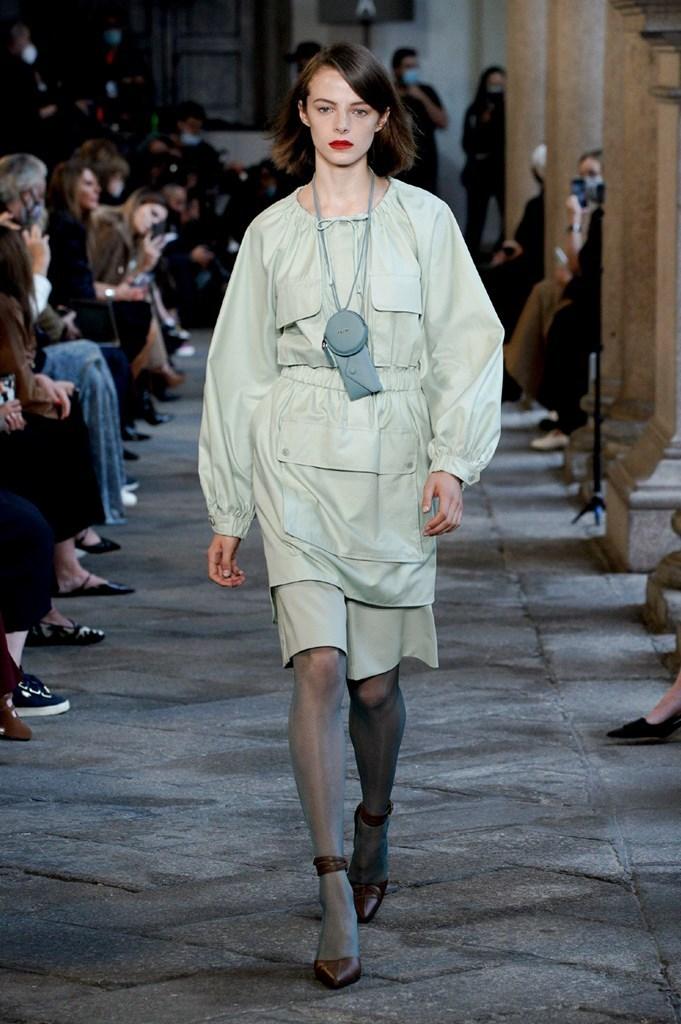 Desfile de Max Mara - Colección primavera-verano 2021 - Semana de la Moda de Milán