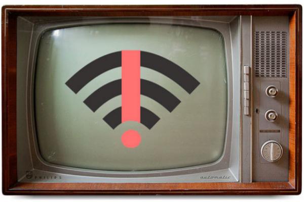 Una tele vieja deja sin Internet a un pueblo durante más de 18 meses