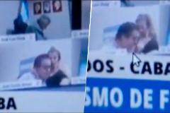 Suspenden a un diputado por protagonizar una escena sexual en una sesión parlamentaria por Zoom