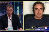 La razón por la que Fernando Alonso no pudo acudir al plató de El Hormiguero.