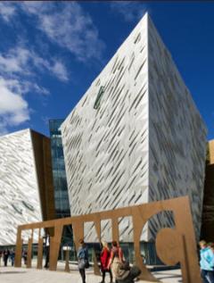 Titanic, el barrio de moda de Belfast que descubre los secretos del trasatlántico