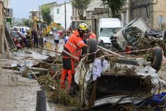 Baleares sigue sin cambiar su plan contra inundaciones dos años después de los 13 muertos de Sant Llorenç