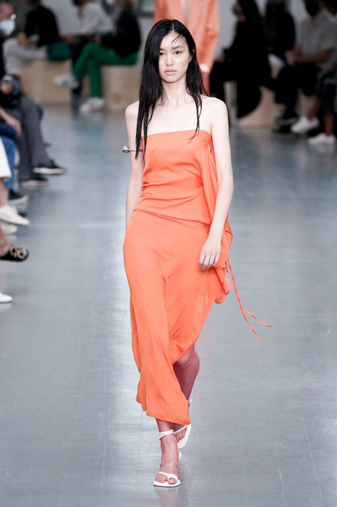 Desfile de Sportmax - Colección primavera-verano 2021 - Semana de la Moda de Milán