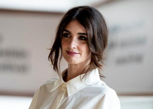 Paz Vega, maquillada por Iván Gómez para Chanel en el Festival de Cine de San Sebastián.