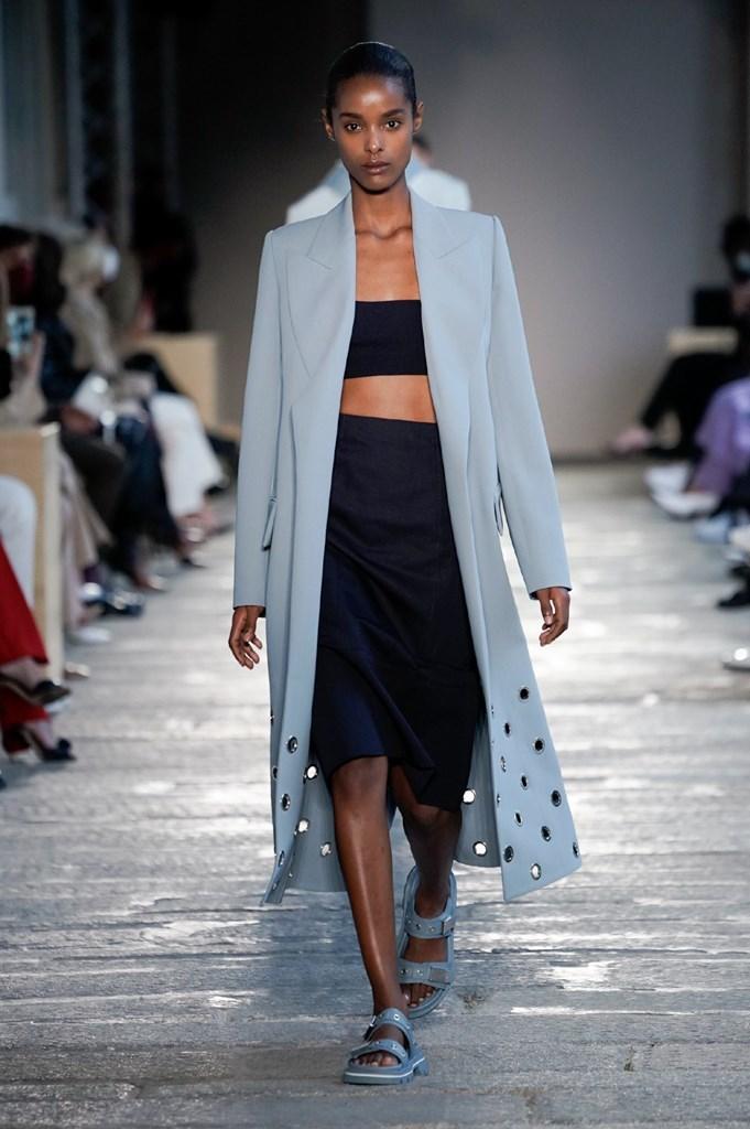 Desfile de Boss - Colección primavera-verano 2021 - Semana de la Moda de Milán