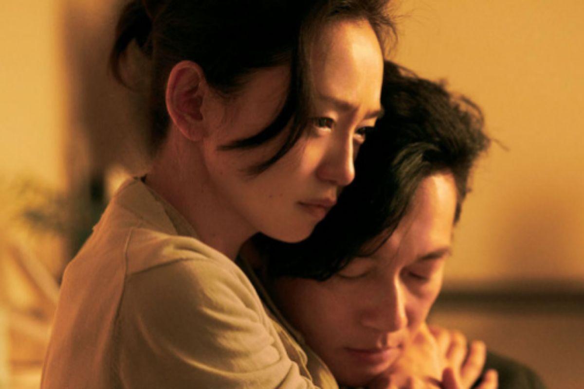 Una imagen de 'True mothers' de Naomi Kawase.