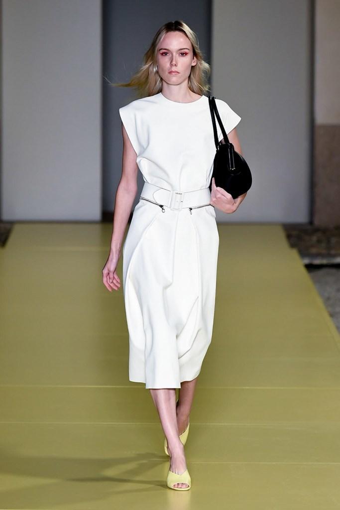 Desfile de Salvatore Ferragamo - Colección primavera-verano 2021 - Semana de la Moda de Milán