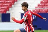 En directo, Atlético - Granada: Suárez arranca en el banquillo