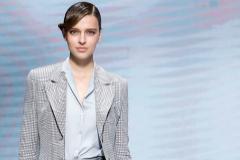 Desfile de Giorgio Armani - Colección primavera-verano 2021 - Semana de la Moda de Milán