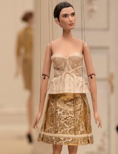 Desfile de Moschino - Colección primavera-verano 2021 - Semana de la Moda de Milán