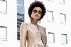Desfile de Emporio Armani   - Colección primavera-verano 2021 - Semana de la Moda de Milán