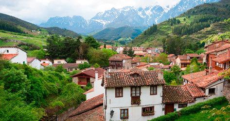 Potes (Cantabria), declarada Capital del Turismo Rural 2020.