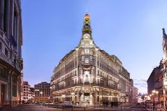 Abre Four Seasons, el hotel de megalujo más esperado de Madrid