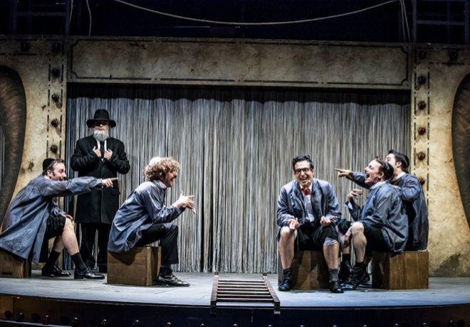 Teatros del Canal estrena 'Lehman Trilogy'.