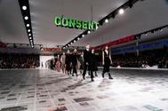 Desfile de Dior de otoño-invierno 2020/21