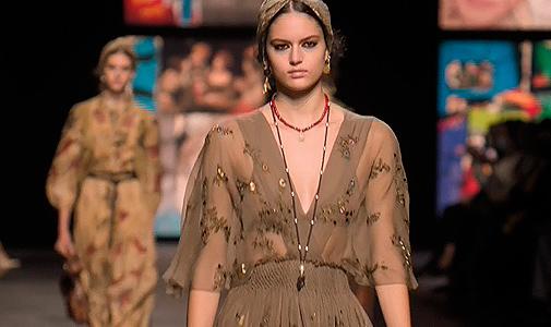 Sigue en directo en streaming el desfile de Dior