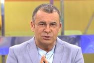 Jorge Javier Vázquez se sincera en Sálvame sobre su salida del programa en 2015.