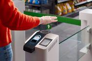 Amazon permitirá pagar con la palma de la mano