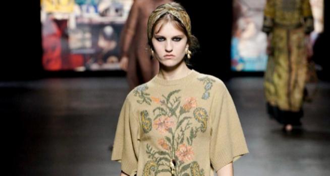 Desfile de Dior - Colección primavera-verano 2021 - Semana de la Moda de París