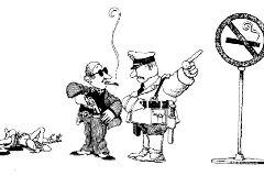 Más allá de Mafalda: el Quino del humor negro