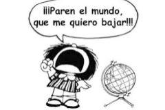 Las 20 mejores frases de Mafalda, el gran personaje de Quino