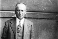 El ex líder socialista Francisco Largo Caballero.