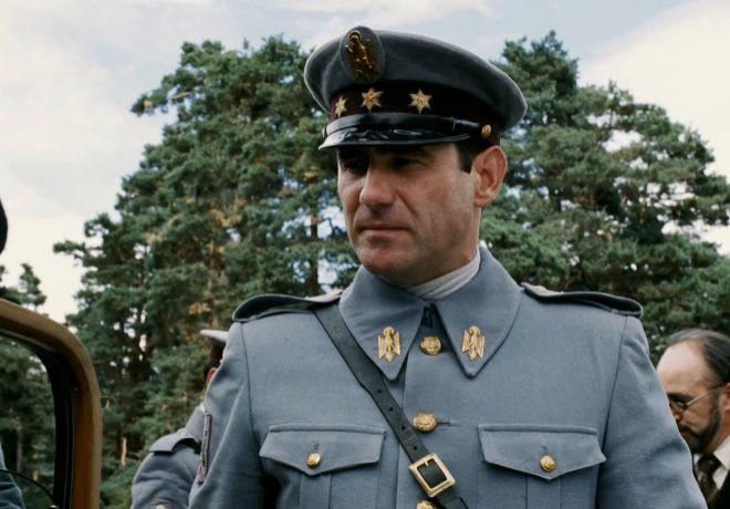Sergi López se puso a las órdenes del oscarizado Guillermo del Toro en 'El laberinto del fauno' (2006).