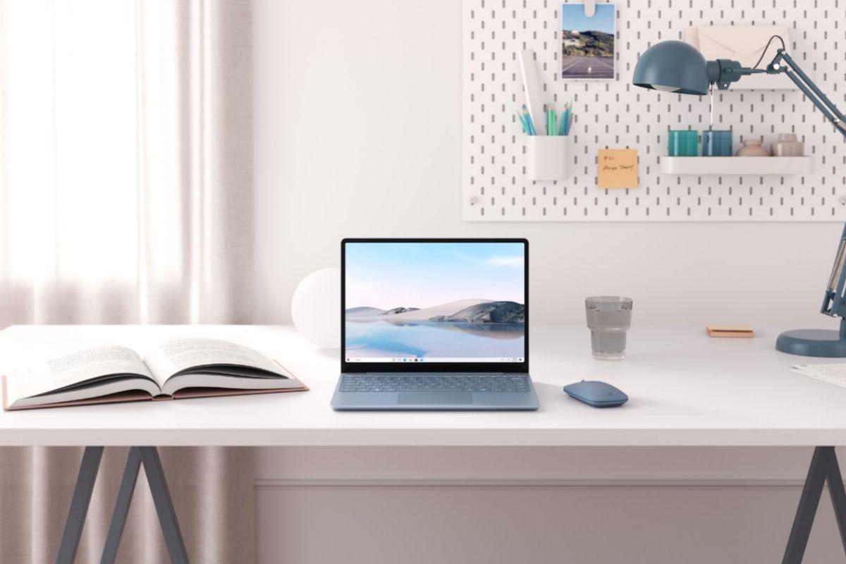 Microsoft lanza Surface Laptop Go, un portátil de menos de 650 euros