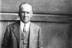 Francisco Largo Caballero en 1927.