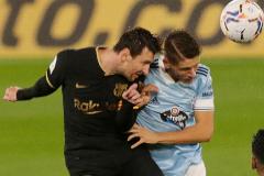 En directo: el Barça amplía su ventaja con un gol del Celta en propia puerta