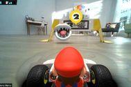 Mario Kart Live: Home Circuit lleva las carreras (literalmente) al salón