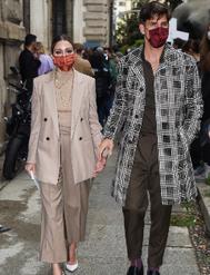 Olivia Palermo en la Semana de la Moda de Milán