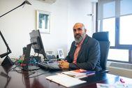 El secretario autonómico de Empleo, Enric Nomdedéu.