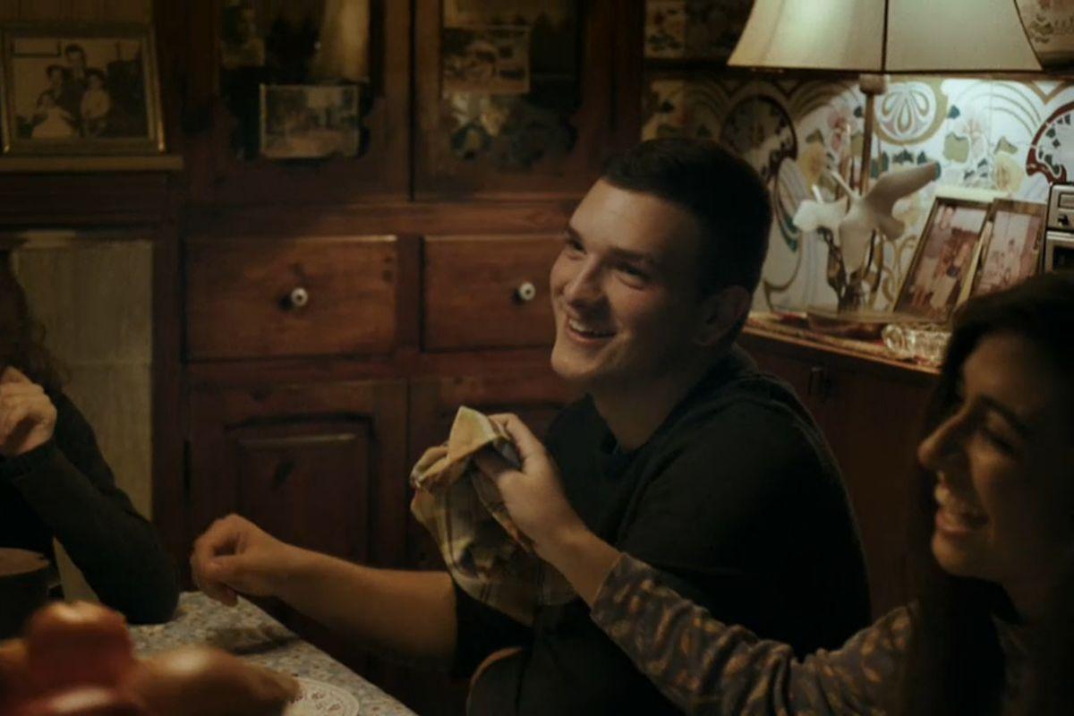 Fotograma de la película 'La mort de Guilem'.