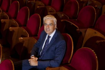 Ignacio García Belenguer, director general del Teatro Real de Madrid