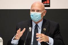 John Hoffman, consejero delegado de GSMA.