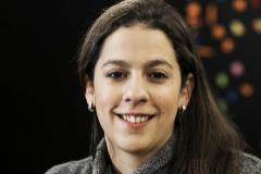 La jueza Cristina Menéndez. JOSÉ MIGUEL MARCO / HERALDO DE ARAGÓN