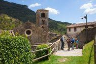 Imagen promocional de la localidad de Beget