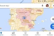 Google Maps muestra la incidencia de la Covid-19: así puedes comprobar cómo de afectada está la región donde vives