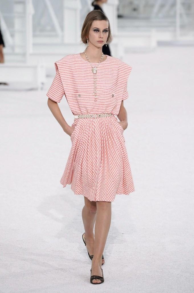 Desfile de Chanel - Colección primavera-verano 2021 - Semana de la Moda de París