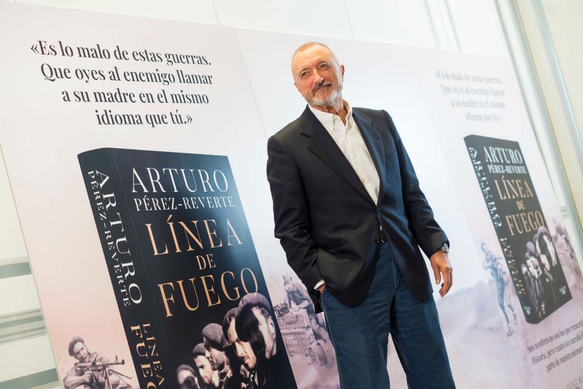 "Arturo Pérez-Reverte: ""La mujer fue la gran perdedora de la Guerra Civil"""