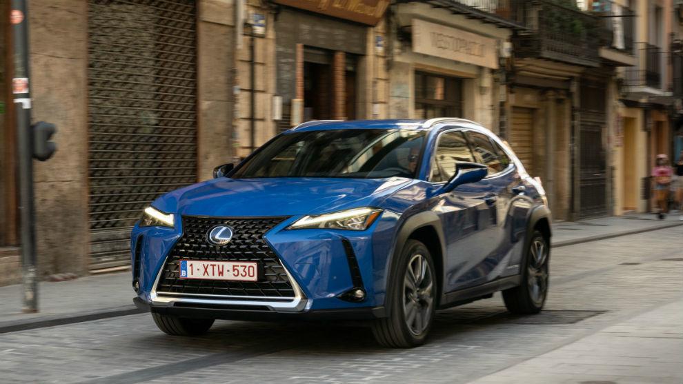 El consumo en conducción real es verdaderamente el que promete Lexus.
