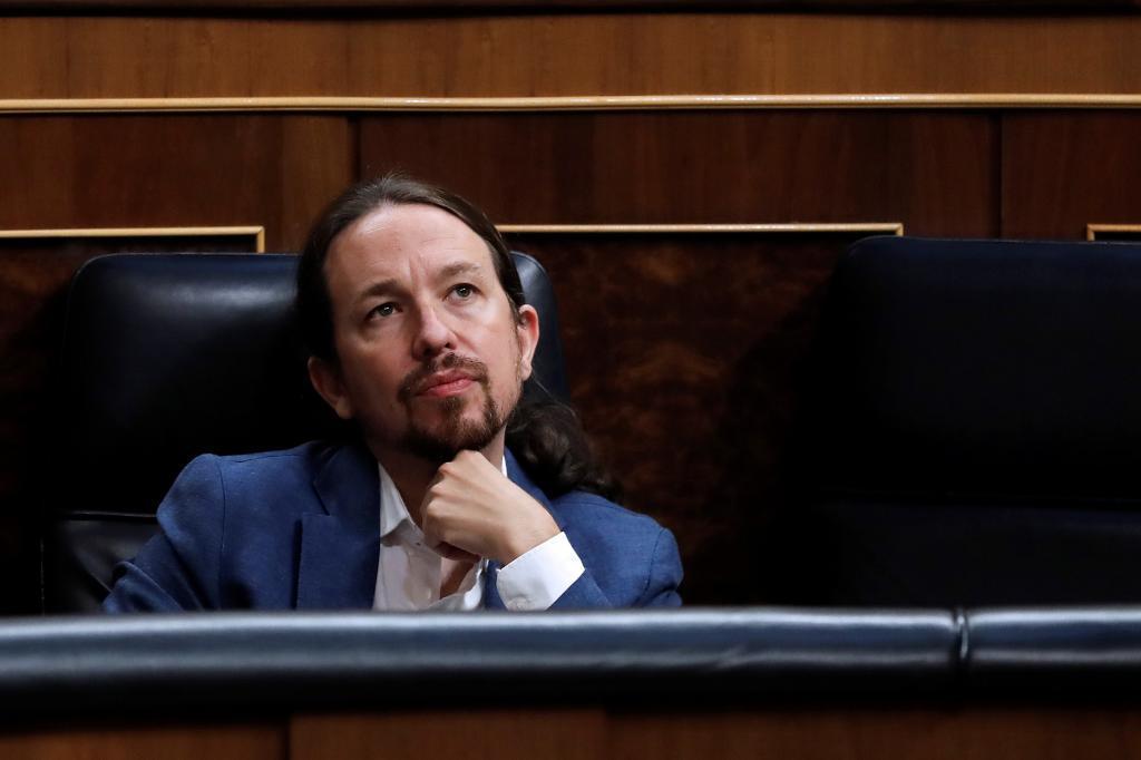 Pablo Iglesias recurre la petición del juez al Supremo para que le investigue por el caso Dina