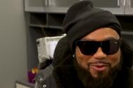 """Diamond Blue """"Baby Blue"""" Smith, en un vídeo promocional del grupo 'Pretty Ricky'n"""