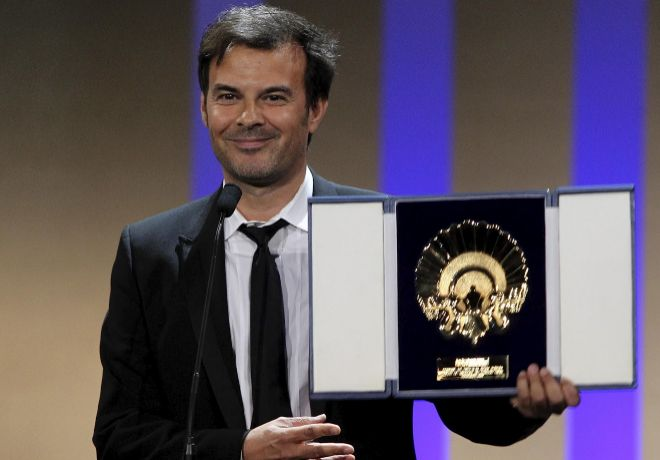 Ozon ganó la Concha de Oro en San Sebastián en 2012 con 'En la casa'.
