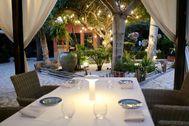 Ambiente nocturno en Els Vents-Villa Antonia